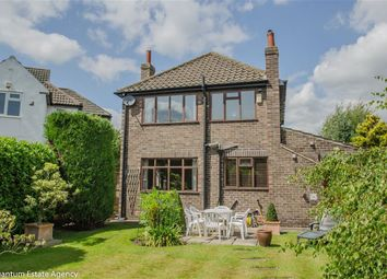 Thumbnail 3 bed detached house to rent in Hallcroft Lane, Copmanthorpe, York