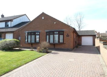 Thumbnail 2 bed detached bungalow for sale in Holly Tree Walk, Claybrooke Magna, Lutterworth