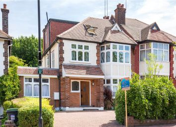 Thumbnail 6 bed semi-detached house for sale in Church Vale, East Finchley, London