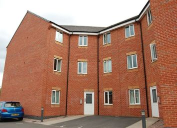 Thumbnail 2 bed flat to rent in Princess Way, Stretton, Burton Upon Trent
