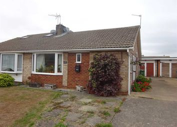 Thumbnail 2 bed semi-detached bungalow for sale in Ramsey Avenue, Bishopthorpe, York