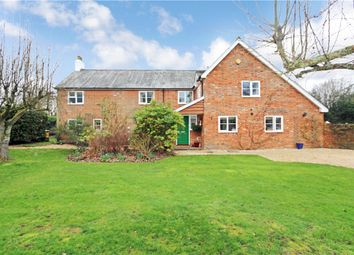 Thumbnail 5 bed detached house for sale in Canada Road, West Wellow, Romsey, Hampshire