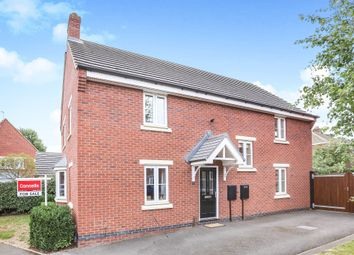 4 bed detached house for sale in Hough Way, Strawberry Fields Essington, Wolverhampton WV11