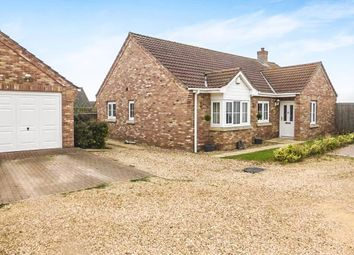 Thumbnail 3 bedroom detached bungalow for sale in The Pines, Stoke Ferry, King's Lynn