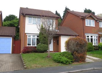 Thumbnail 3 bed detached house for sale in Winford Avenue, Kingswinford