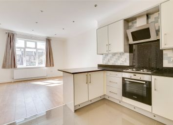 Thumbnail 3 bed flat to rent in Church Road, Barnes, London