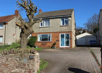 Thumbnail 3 bed detached house for sale in Beesmoor Road, Frampton Cotterell, Bristol