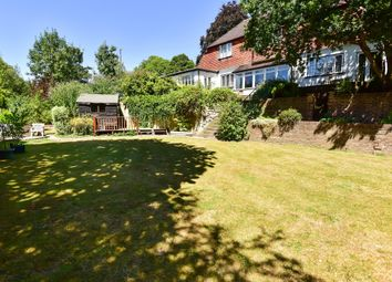 Thumbnail 4 bedroom detached house for sale in Shepherds Hill, Merstham, Redhill