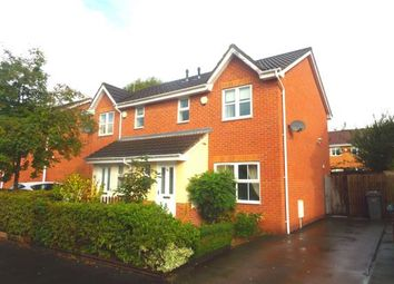 Thumbnail 3 bed semi-detached house for sale in Delamere Street, Warrington, Cheshire