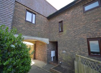 Thumbnail 3 bed end terrace house to rent in Denham Close, St Leonards On Sea