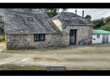 Thumbnail 1 bed semi-detached house to rent in Swallow, St. Teath, Bodmin