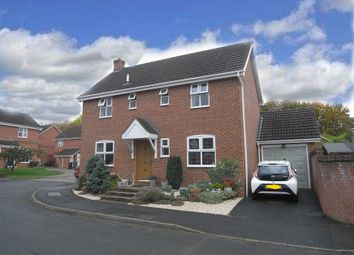 Thumbnail 4 bed detached house for sale in Bronte Drive, Ledbury