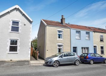 Thumbnail 2 bed end terrace house for sale in Kellaway Avenue, Bristol
