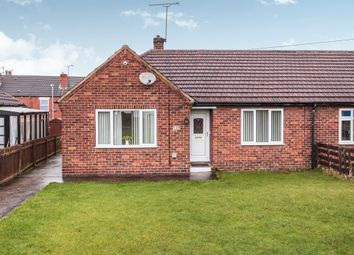 Thumbnail 2 bed semi-detached house for sale in Springfield Avenue, Hemsworth, Pontefract