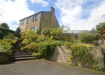 Thumbnail 4 bedroom semi-detached house for sale in Rowley Hill, Fenay Bridge, Huddersfield