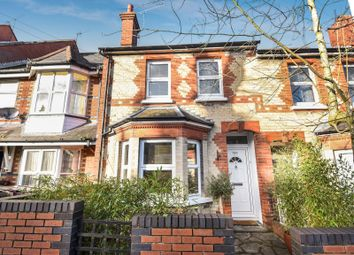 Thumbnail 3 bed terraced house for sale in Wantage Road, Reading