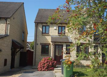 Thumbnail 3 bed semi-detached house to rent in Silver Meadows, Trowbridge