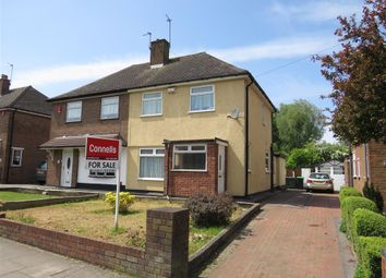 Thumbnail 2 bed semi-detached house for sale in Devon Road, The Woods, Wednesbury