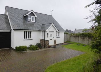 Thumbnail 3 bed detached house to rent in Ashbury Grove, Week St Mary, Devon