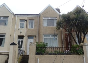 Thumbnail 3 bed terraced house for sale in Old Mill Road, Barry