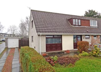 Thumbnail 2 bed semi-detached house for sale in Durward Drive, Glenrothes