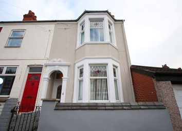 Thumbnail 4 bed end terrace house to rent in Hamilton Rd, Stoke