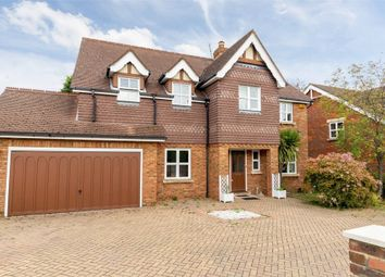 Thumbnail 5 bed detached house for sale in Orchard End, Weybridge, Surrey