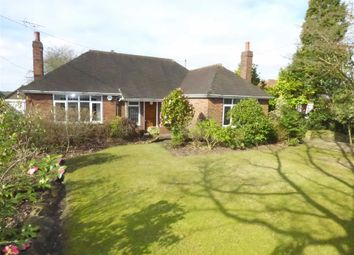 Thumbnail 3 bed detached bungalow for sale in Congleton Road North, Scholar Green, Stoke-On-Trent