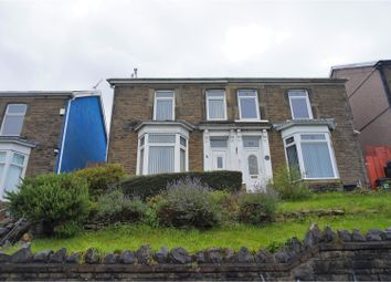 Thumbnail 4 bedroom semi-detached house for sale in Old Road, Neath