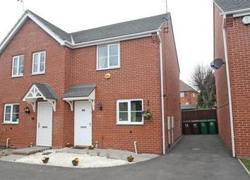Thumbnail 2 bed semi-detached house for sale in Oakford Close, Broxtowe, Nottingham