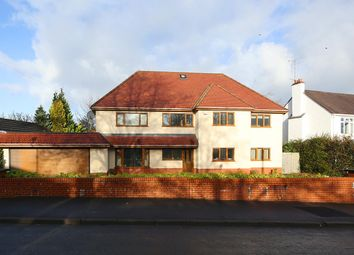 Thumbnail 5 bedroom detached house for sale in Westminster Crescent, Cyncoed, Cardiff