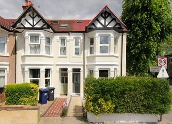 Thumbnail 3 bed flat for sale in Seaford Road, London