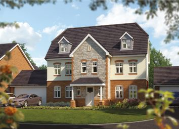 Thumbnail 6 bedroom detached house for sale in Williams Gate, Bovey Tracey