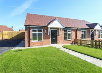 Thumbnail 2 bed semi-detached bungalow for sale in Masefield Avenue, Holmewood, Chesterfield