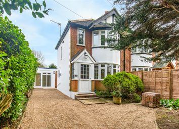 Thumbnail 2 bed semi-detached house for sale in Farleigh Road, Warlingham