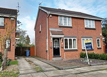 Thumbnail 2 bed semi-detached house for sale in St. Peters View, Bilton, Hull