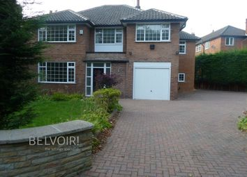 Thumbnail 4 bed detached house to rent in Singleton Road, Salford