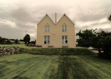 Thumbnail 5 bedroom detached house for sale in Abererch, Pwllheli