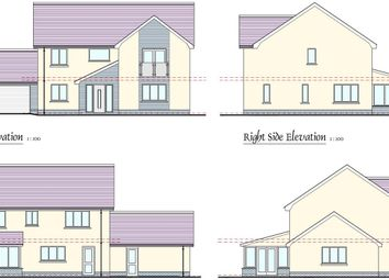 Thumbnail 4 bed detached house for sale in Croeslan, Llandysul