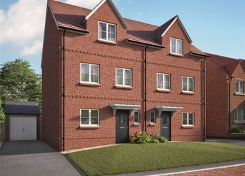 Thumbnail 4 bed semi-detached house for sale in Shinfield Meadows, Shinfield, Berkshire