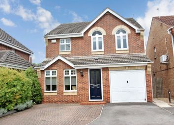 Thumbnail 4 bed detached house for sale in Chatsworth Avenue, Pontefract