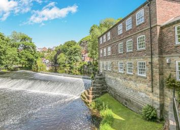 Thumbnail 1 bed flat for sale in Castle Mills, Waterside, Knaresborough, North Yorkshire