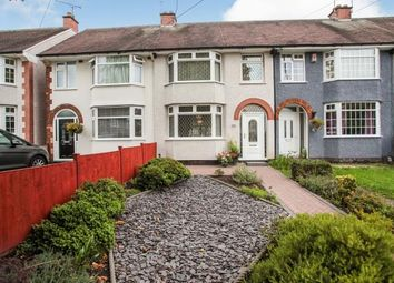 3 bed terraced house for sale in Brownshill Green Road, Coundon, Coventry, West Midlands CV6
