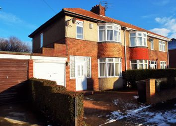 Thumbnail 3 bed semi-detached house for sale in Jubilee Estate, Ashington