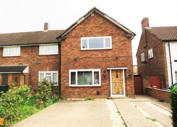 Thumbnail 2 bed terraced house to rent in Elizabethan Way, Stanwell, Staines