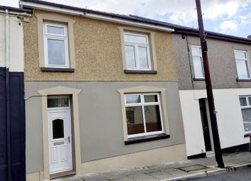 Thumbnail 3 bed terraced house for sale in Upper High Street, Rhymney