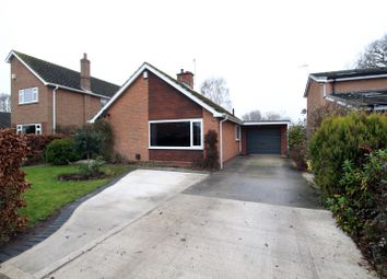 Thumbnail 3 bedroom detached bungalow for sale in Greenshaw Drive, York