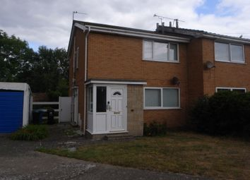 Thumbnail 1 bed flat to rent in Parc Esmor, Rhyl