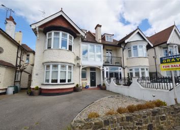 Thumbnail 3 bed maisonette for sale in Gloucester Terrace, Thorpe Bay, Essex