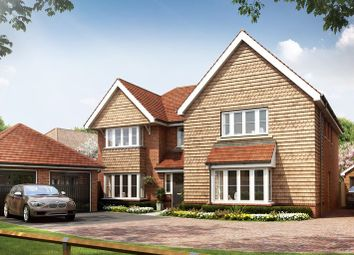 5 bed detached house for sale in Beech Hill Road, Spencers Wood RG7